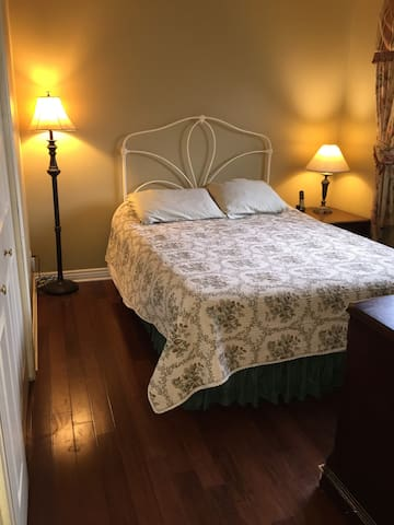 Queen suite on Niagara Wine ROUTE - Lincoln - Casa