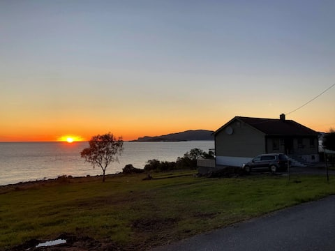Hakallestranda - The house by the sea