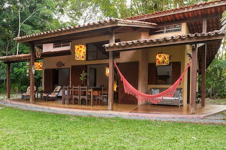 Casa Urucum - Tropical Beach House