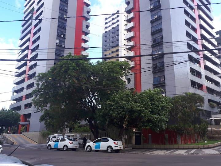 Recife Flat 2 Quartos Praia Boa Viagem