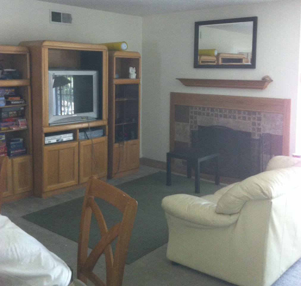 Common Living room.