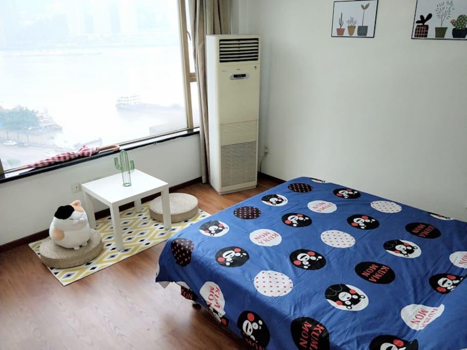 卧室 视角