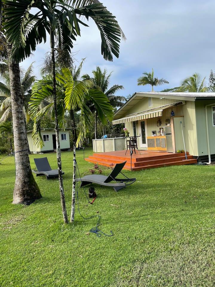 Makuu Palms Guest Suite Walk to Beach