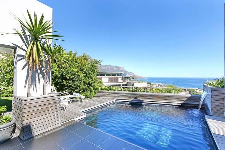 Modern Split-Level Ocean Facing Villa | Villa Aqua