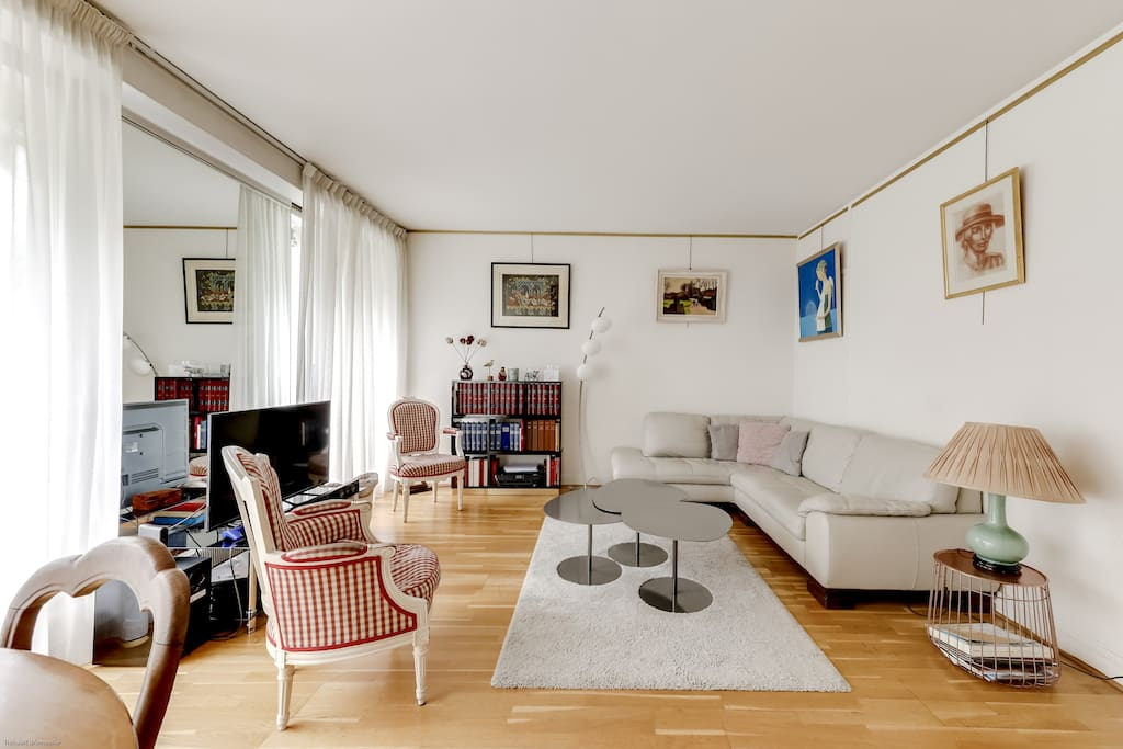 Comfortable apartment porte de st cloud metro apartments for rent in boulogne billancourt - Parking porte de saint cloud ...