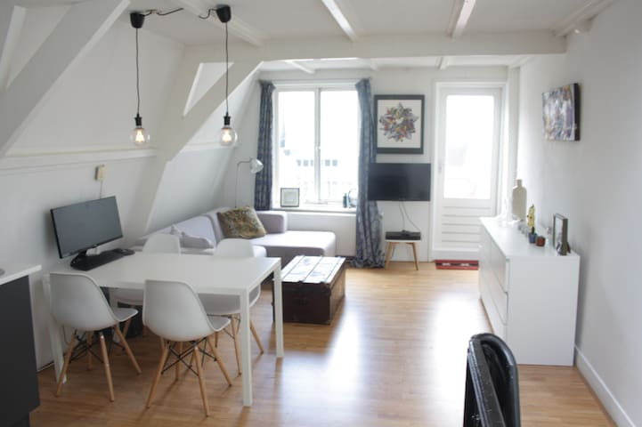 Lovely studio Mansion with Roof Top @Dam Square