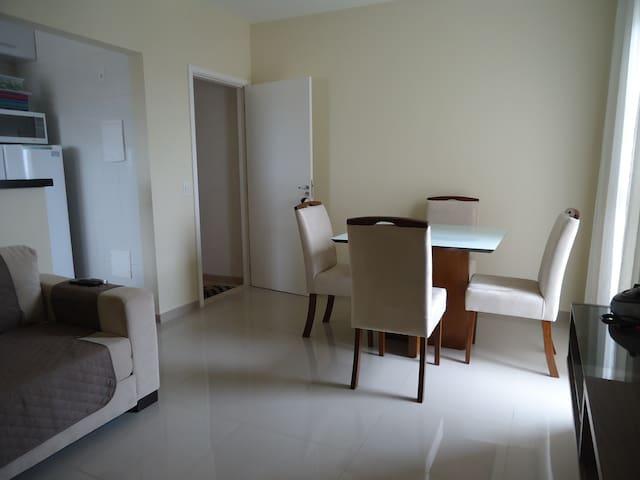 Apartamento aconchegante em Campos dos Goytacazes