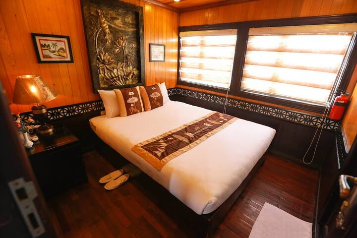 2D1N Deluxe package on 3* cruise in Halong bay -VN - Hanoi - Boot
