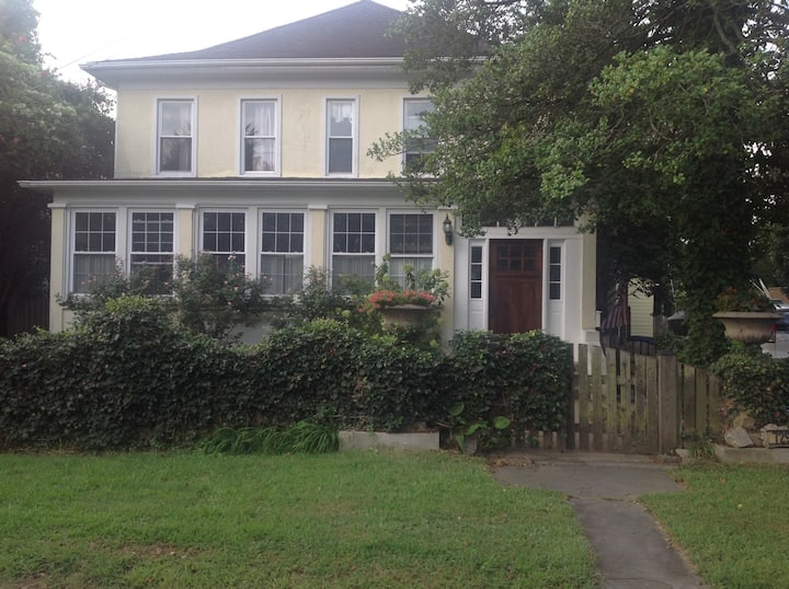 Charming home across the street from Navy Stadium