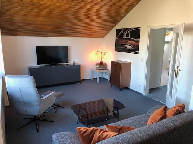 Serviced 1 bed room apartment in Sindelfingen
