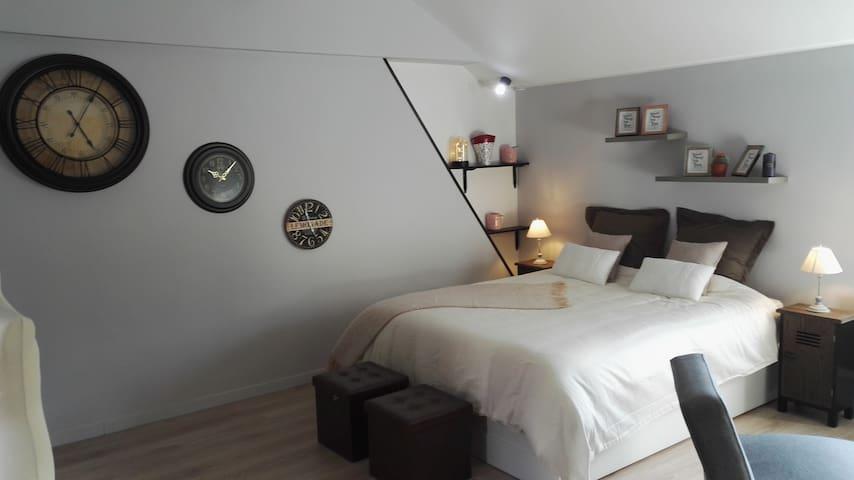 Studio indépendant - Gournay-en-Bray - Appartamento
