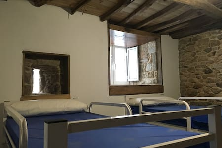 3. Habitación para un máximo de 4 - Taboada - House