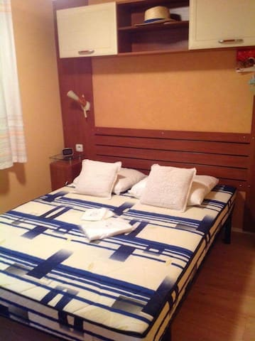 Mibilhome grand confort - Puget-sur-Argens - 平房