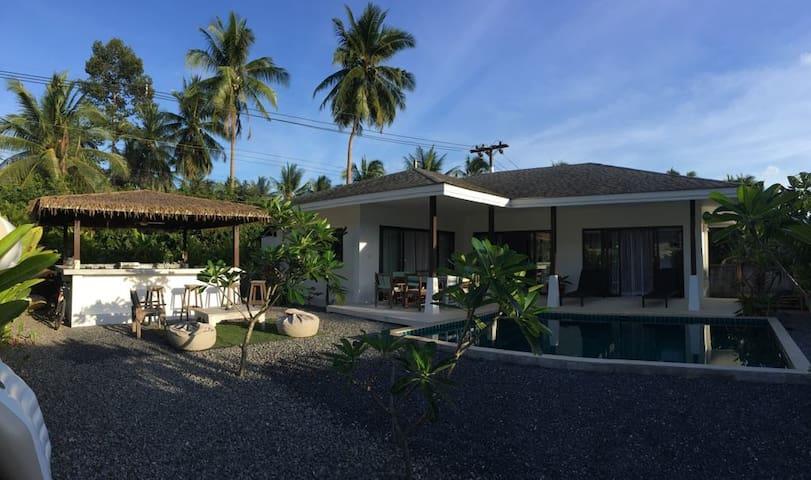 VILLA LÉTHÉ- 2 bedrooms private pool villa