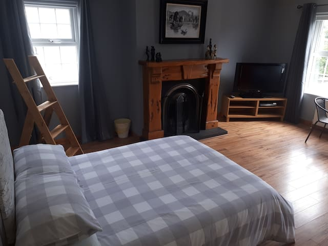 Gate to Causeway Coast and Glens double room