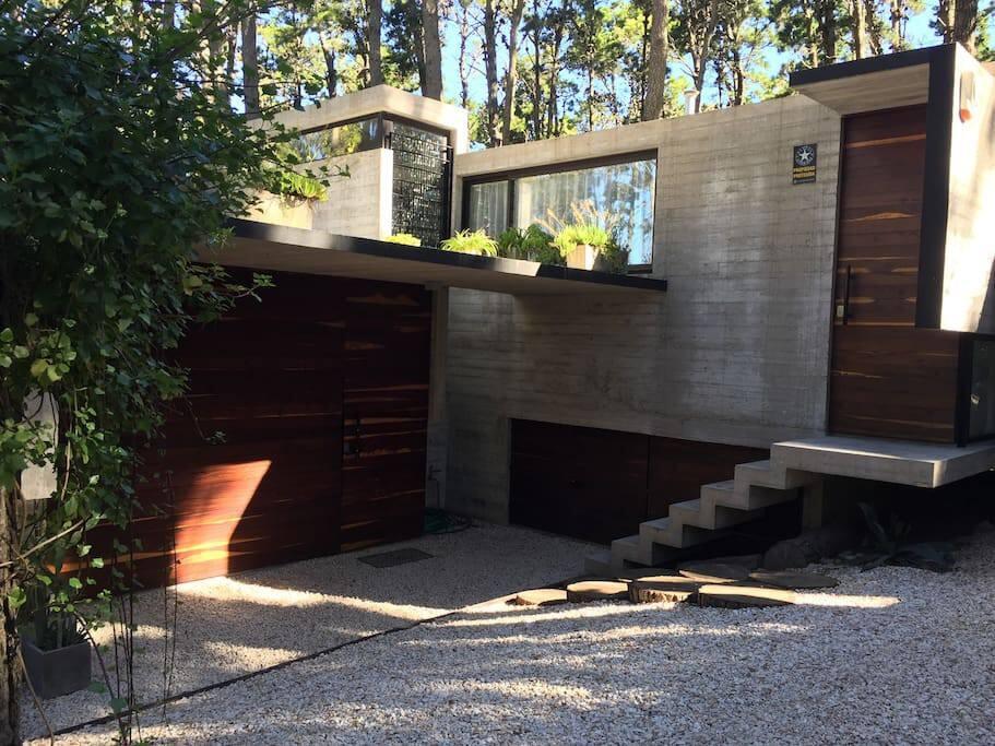 entrada Casa VIDA