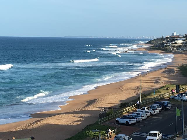 View to Durban