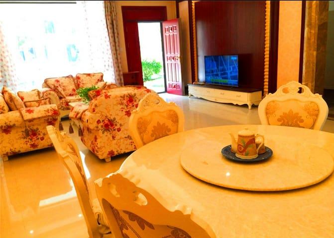温馨家园,装修精致采光极好 - Nantong - Apartamento