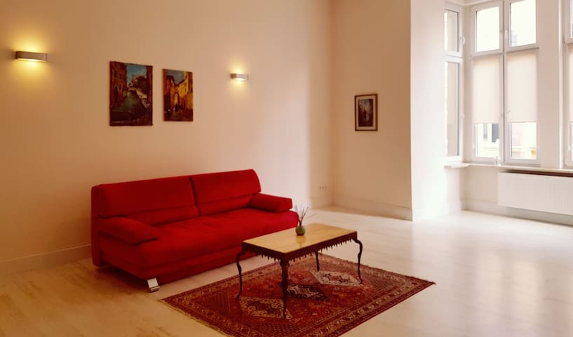 Luxury Apartment near Katowice & Main Square