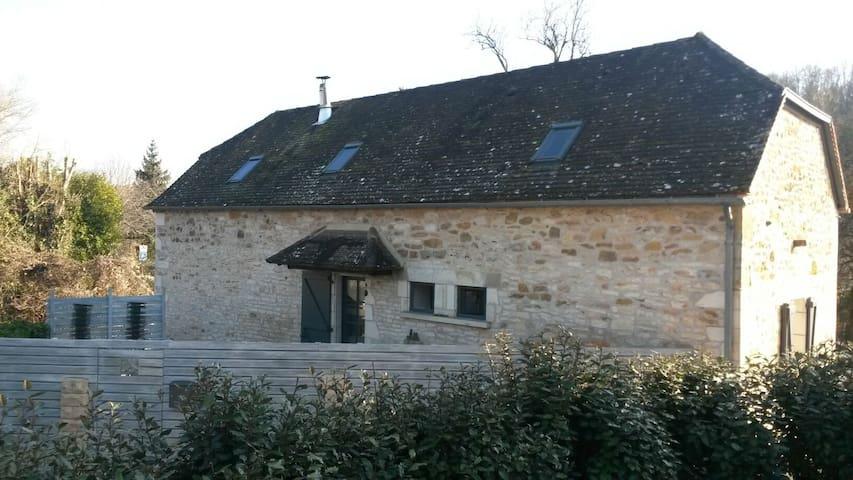 Gîte de charme à Rocamadour - Carennac - Huis