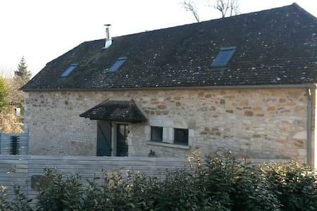 Gîte de charme à Rocamadour - Carennac - Ház