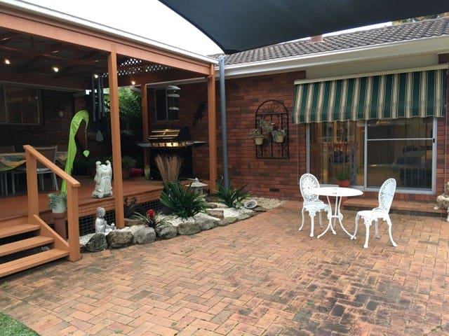 """Willo's  Studio"" on Ferntree, Bomaderry - Bomaderry - Daire"