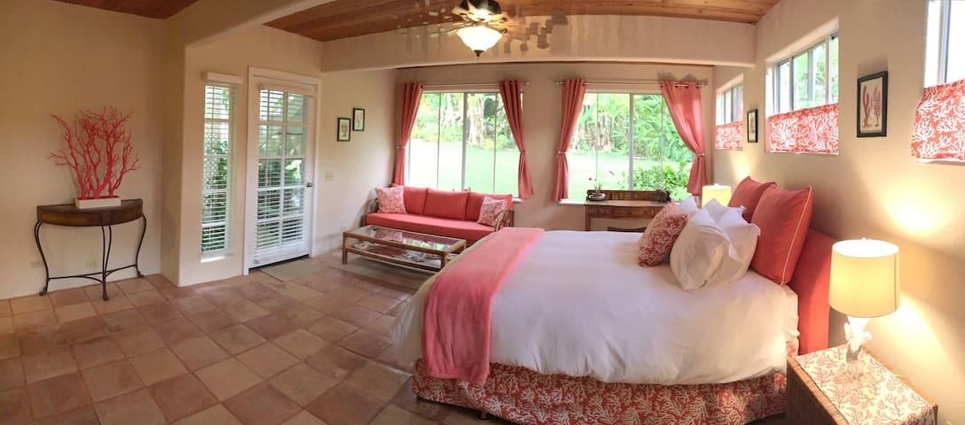Mermaid Dreams Bed and Breakfast -- Garden Room