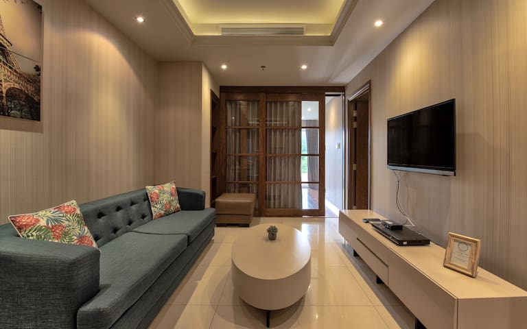 A cosy apartment right at City Center