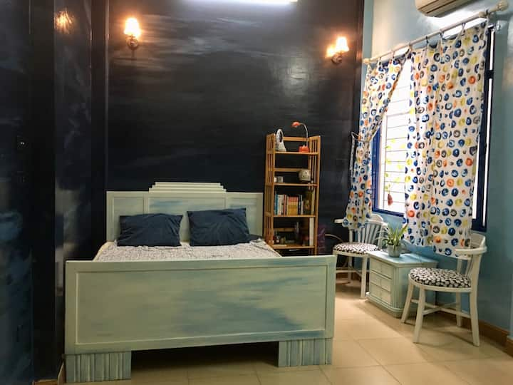 Qquilt house - charming family style