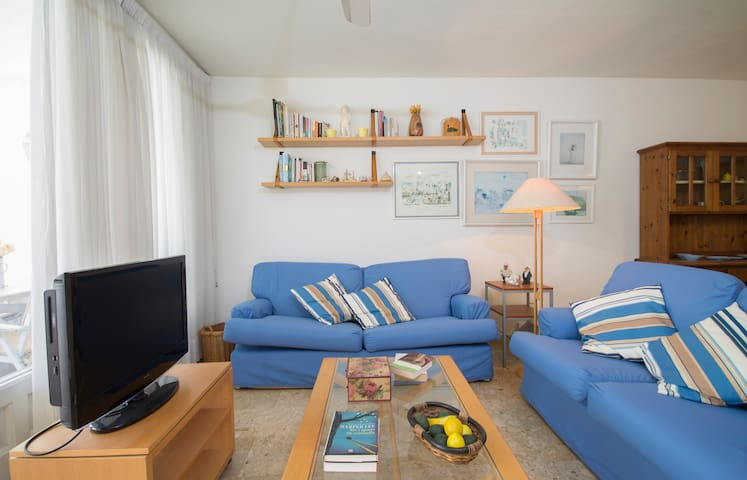 Ideal for families, next to the beach, wifi - Cambrils - Byt