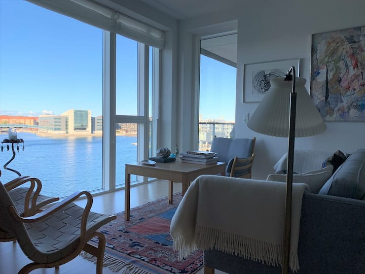 Superview - Sydhavnen -2 Bedrooms - 2 People (1417-1)