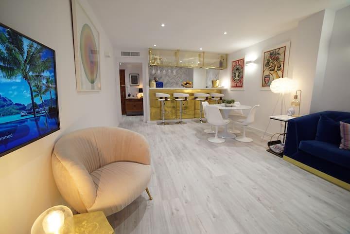 Luxury Apartment Ibiza + Sea View