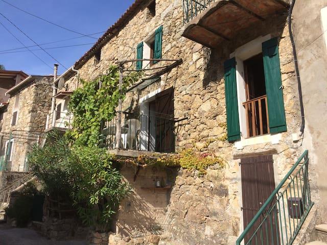 Magnifique Maison Typique Corse Près De Porto