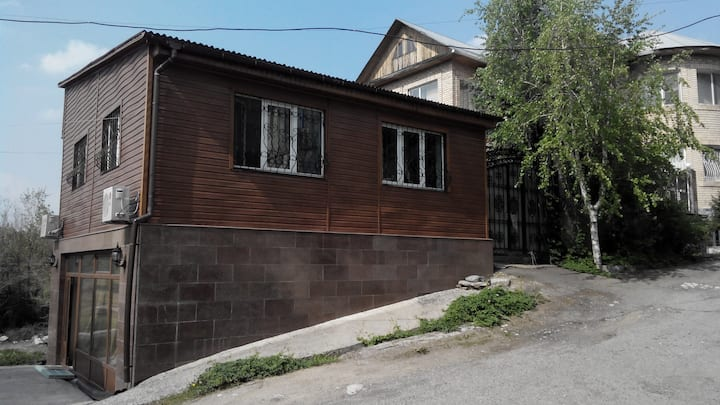 Room in the House above the city to Stay in Almaty