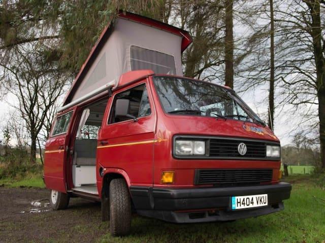 VW Camper Van - York - Husbil/husvagn