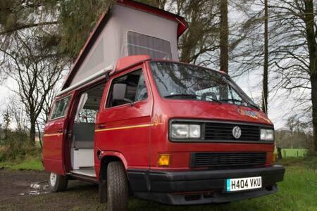 VW Camper Van - York - Karavan