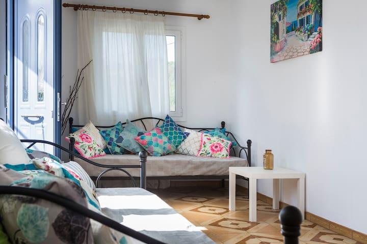Casa Tselente  a cozy house near Fiscardo