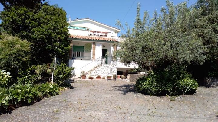 Stanza in villa  spiaggia del lago Castel Gandolfo