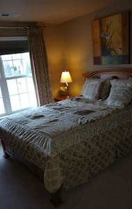 Cozy bedroom in Zen like home! - Manassas