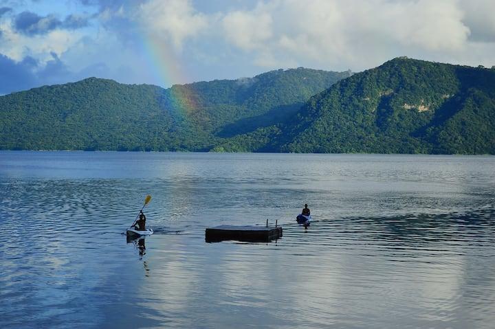 Paradiso para relajarte, aventuras, paisajes y mas