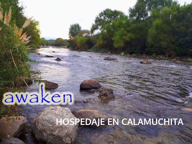 AWAKEN CALAMUCHITA HOSPEDAJE