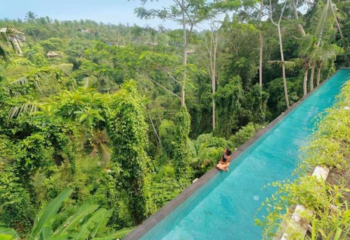 "1BDR in Paradise Valley~Ubud~Free floating B""fast"