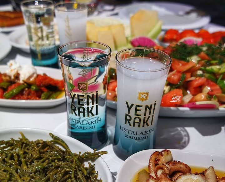 Experience the fun nights with Raki!