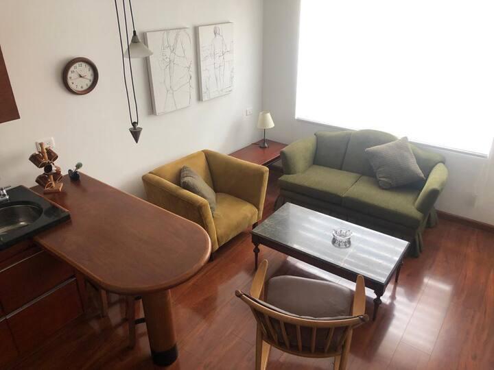 Apartamento privado exclusivo en Cedritos