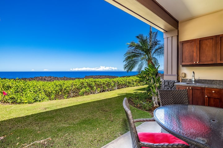 Halii Kai 13E.  Ocean Front With Stunning Views!
