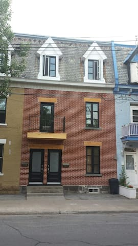 One-bedroom, close to Downtown Montreal - Montréal - Apartment