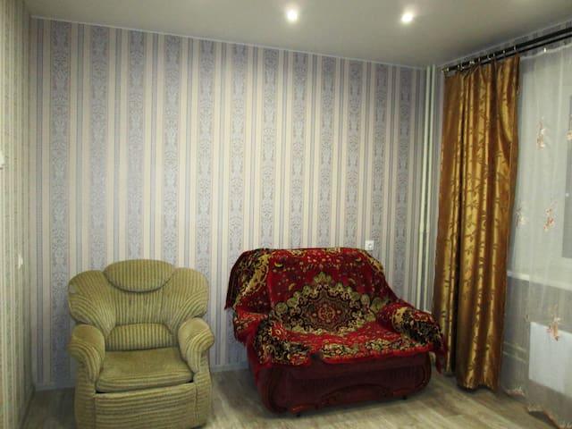 Апартаменты с отдельной спальней - Dmitrov - Appartement