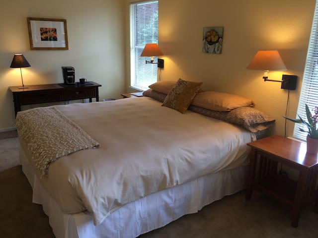 Golden Tree Suite, Complete Privacy - Sonoma - Hus