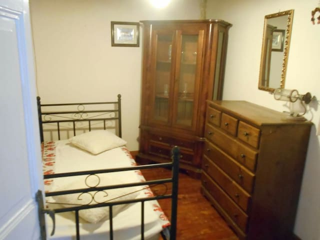Sunny roof apartment in Corfu cente - Korfu - Wohnung