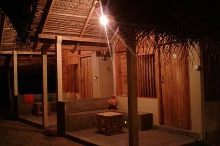 Pearl Inn Green cabanas